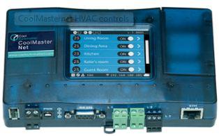 Coolmaster Net-Thiết bị kết nối ngôi nhà thông minh với hệ thống điều hòa không khí