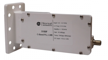LNB C BAND NORSAT 5150F C-BAND
