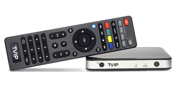 Mediacenter TVIP S-Box v.600, v.602 and v.605