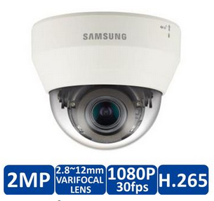 Camera IP SamSung Wisenet 2.0MP QND-6070R