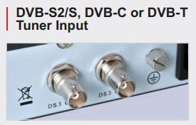DCH-3000TM Bộ điều chế DVB-C QAM chuyên nghiệp