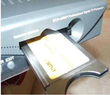 Thẻ CAM CONAX giải mã chuyên nghiệp