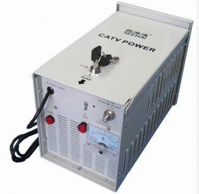 SPS-3/6/8/10A: Nguồn cung cấp cho truyền hình CATV