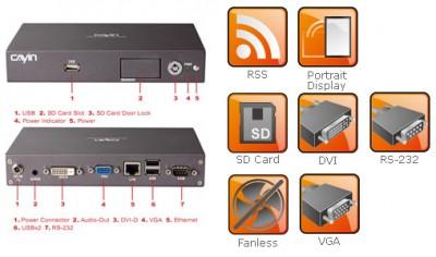 Digital Signage SMP-200