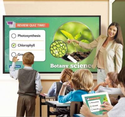 Tấm chuyển đổi màn hình quảng cáo thành bảng tương tác KT-T