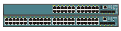 Switch Layer 2 Gigabit S3220