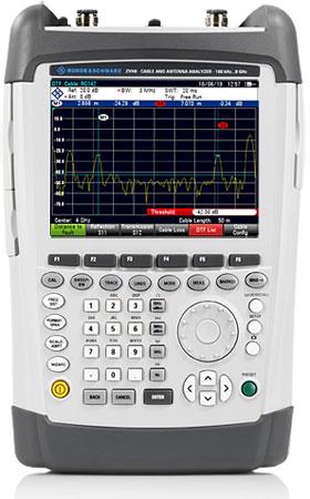 Máy đo chất lượng Feeder R&S ZVH4