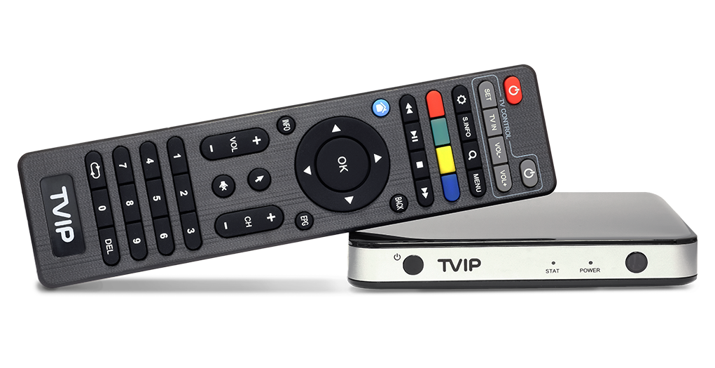 Mediacenter TVIP S-Box v.605
